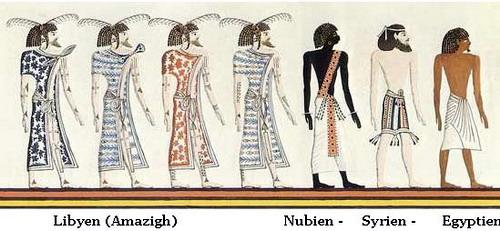 amazigh - Histoire de l'homme Amazigh en video Be020